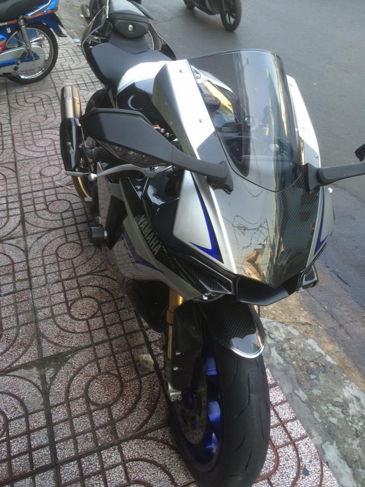 Showroom Motor Ken Can ban R1M xe san xuat 500 chiec tren toan the gioi - 5