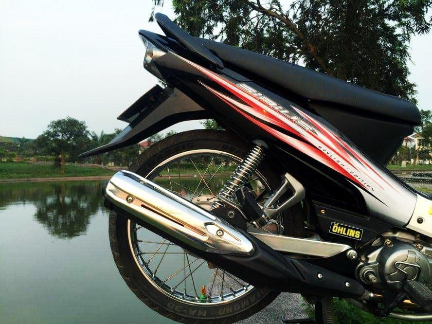 SIRIUS don nhe di hoc Biker Hue - 3