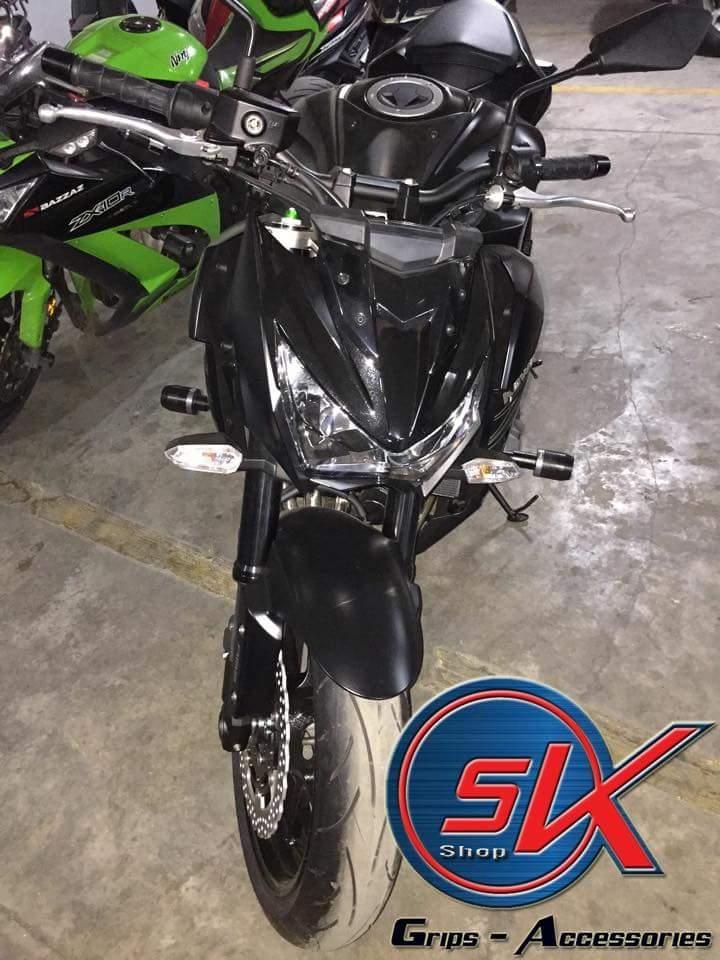 Sk Shop Chuyen Chong Do Rizoma Pkl Cho Z300z1000 Ymh R1r6 Fz1fz8 Cb1000 Cbr1000rr Bn302 Bj600 - 9
