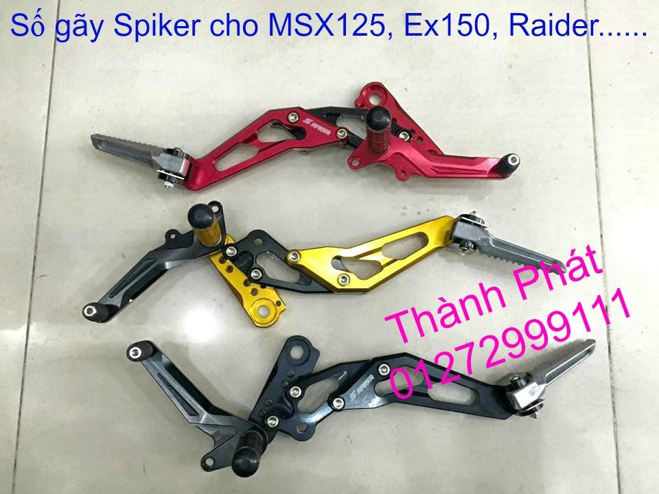 So gay gac chan sau cho Ex150 Ex2011 MSX125 FZ150i Raider KTM DukeUp 1192015 - 47