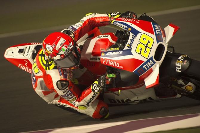 Tin don ve doi canh truoc dau xe dua Ducati se bi cam khi ket thuc mua giai nay