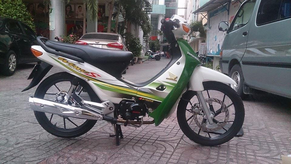 wave ZX don phong cach 110don kieng 3 lan nhung up 2 lan dau tien - 3