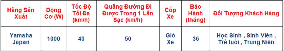 XE DIEN SUZIKA Tong Dai ly phan phoi Xe Dien Nhap Khau NijiaM133sXMan Z8GoproMilan 2Honda M6 - 29