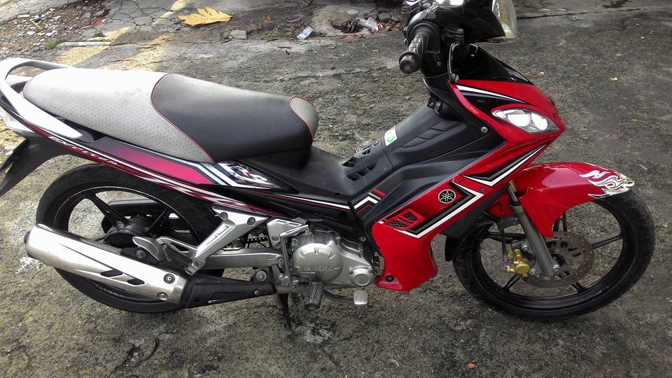 Yamaha Exciter 1 cang 2006 xe dep bstp chinh chu - 3