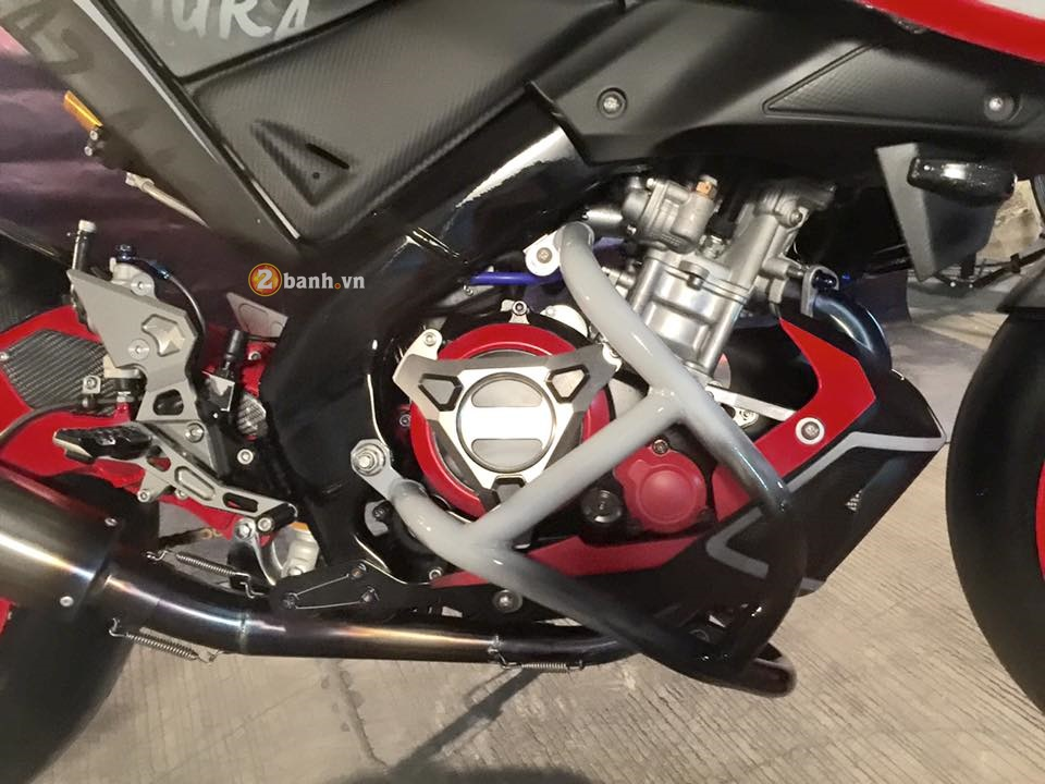 Yamaha MSlaz day an tuong voi phong cach StreetFighter - 5