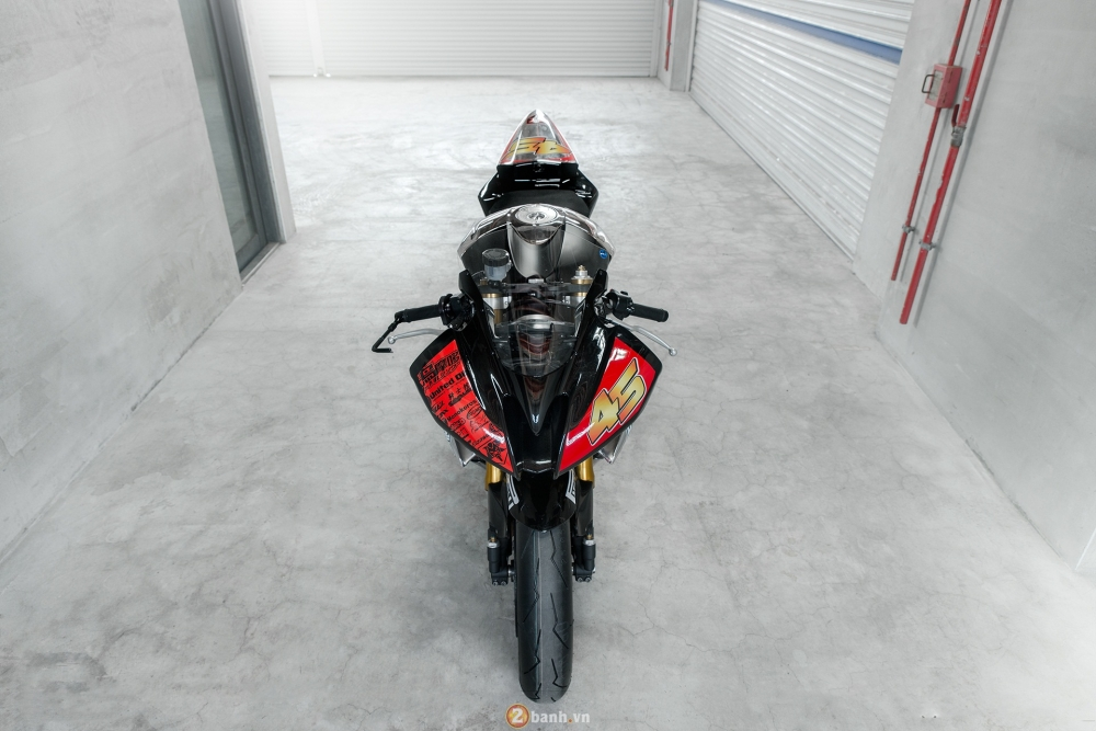Yamaha R6 phien ban do chay san cua doi dua Nhat Ban - 5