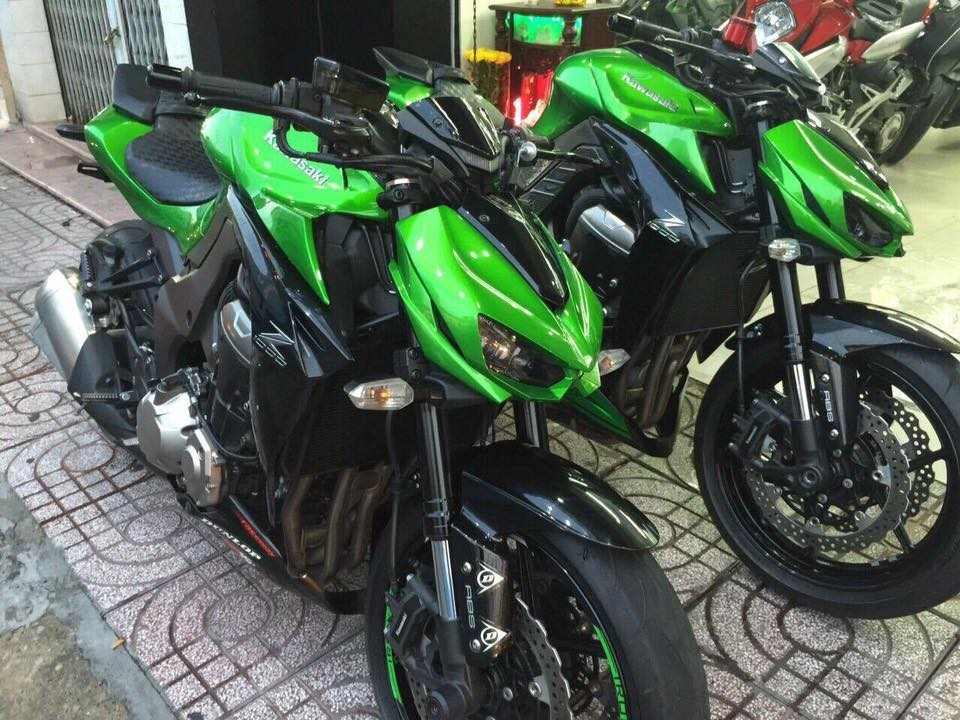 2 z1000 2015 ABS mau xanh chau auHQCNxe odo 2686 va 2868 KMchinh chugia cuc tot - 3
