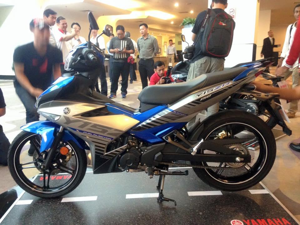 Anh doc ve chiec Yamaha Y15ZR vua lan banh ben Malaysia - 3