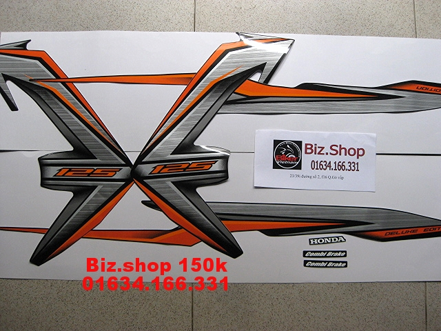 BizShop Tem AirBlade 2014 2013 phien ban dac biet - 2
