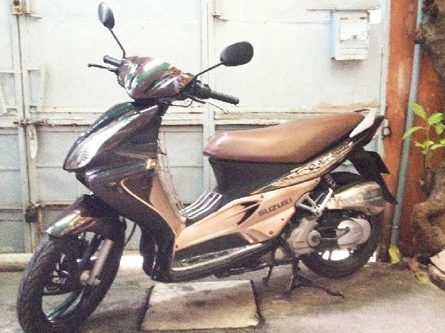 Can ban xe Suzuki Hayate 2011 - 2