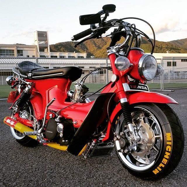 Can canh bo may Daytona Anima 190cc cho Wave Dream - 5