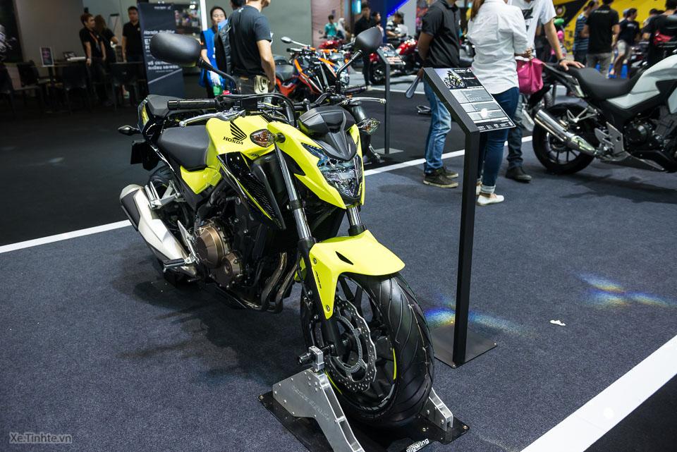 Can canh Honda CB500F 2016 gia 133 trieu dong tai Bangkok Motor Show