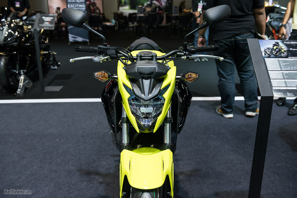 Can canh Honda CB500F 2016 gia 133 trieu dong tai Bangkok Motor Show - 5