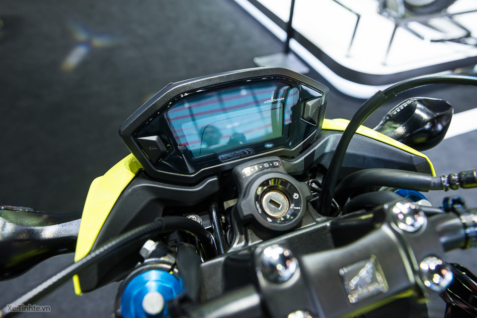 Can canh Honda CB500F 2016 gia 133 trieu dong tai Bangkok Motor Show - 10