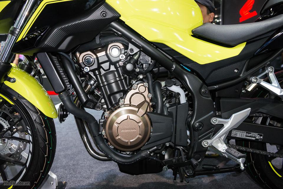 Can canh Honda CB500F 2016 gia 133 trieu dong tai Bangkok Motor Show - 12