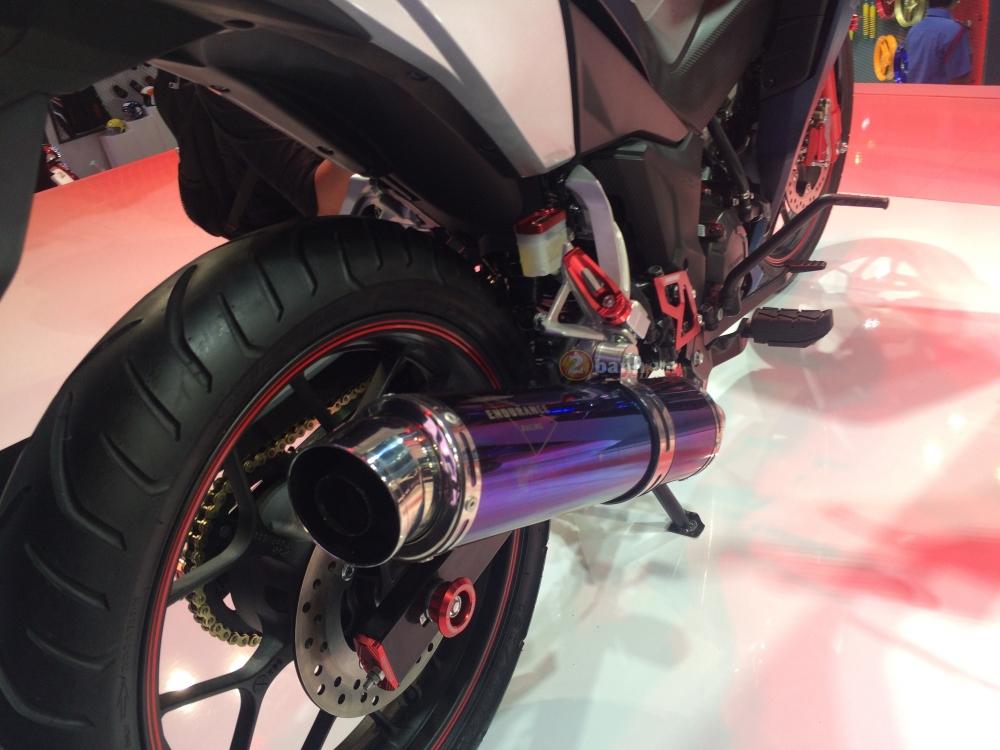 Can canh Honda Winner 150 phien ban do Custom - 11