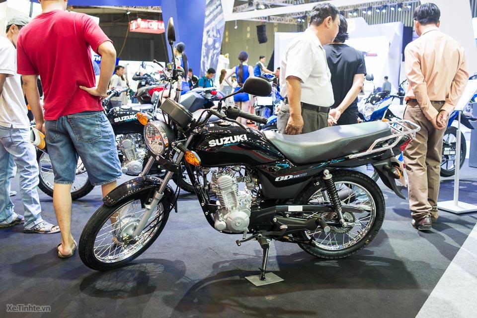 Can canh Suzuki GD110 Mau xe con tay danh cho nhung nguoi thich do - 3