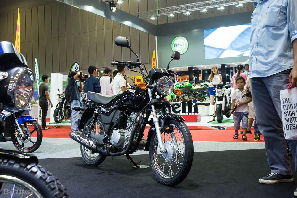 Can canh Suzuki GD110 Mau xe con tay danh cho nhung nguoi thich do - 5