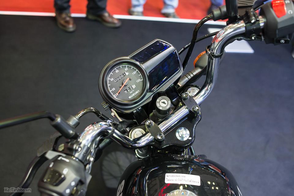 Can canh Suzuki GD110 Mau xe con tay danh cho nhung nguoi thich do - 7