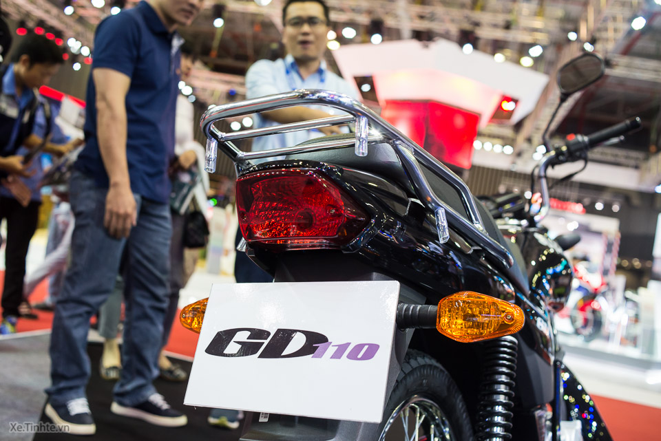 Can canh Suzuki GD110 Mau xe con tay danh cho nhung nguoi thich do - 9