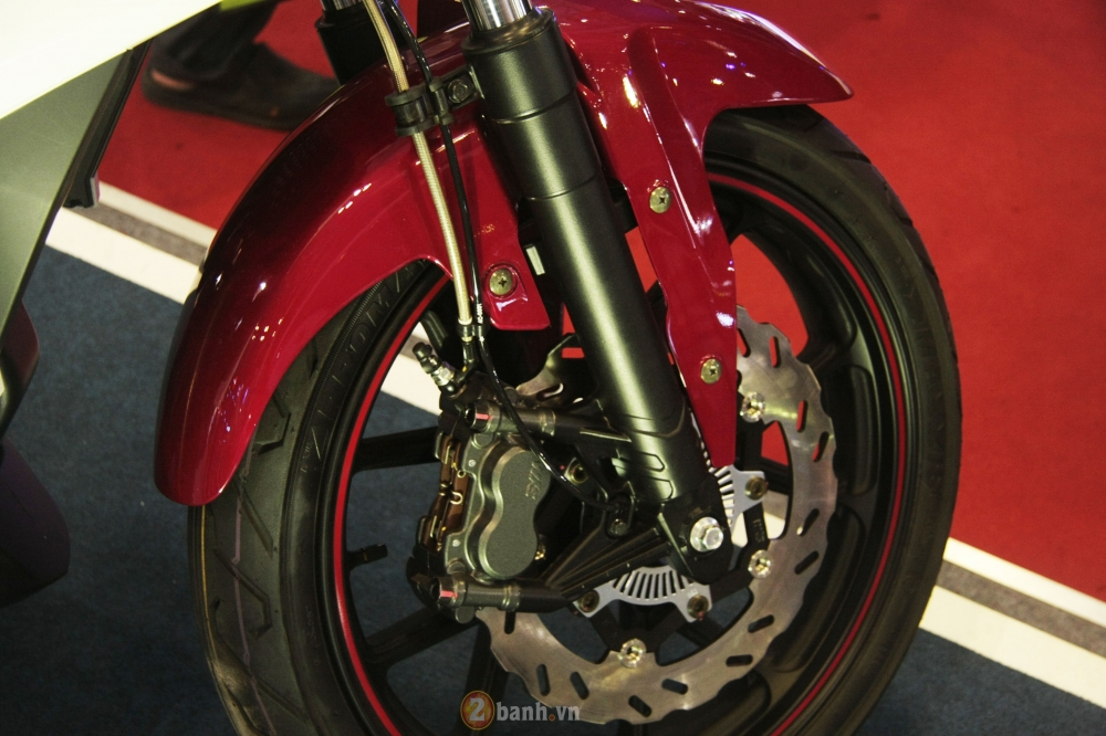 Can canh SYM Wolf T3 mau nakedbike hien dai va the thao - 8