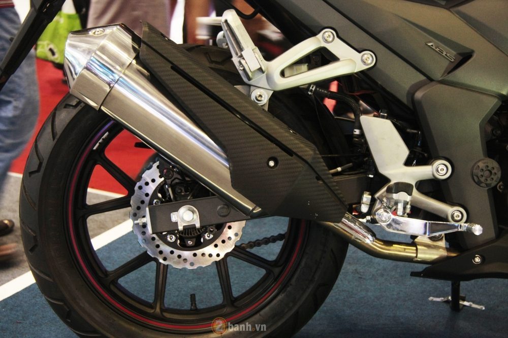 Can canh SYM Wolf T3 mau nakedbike hien dai va the thao - 12