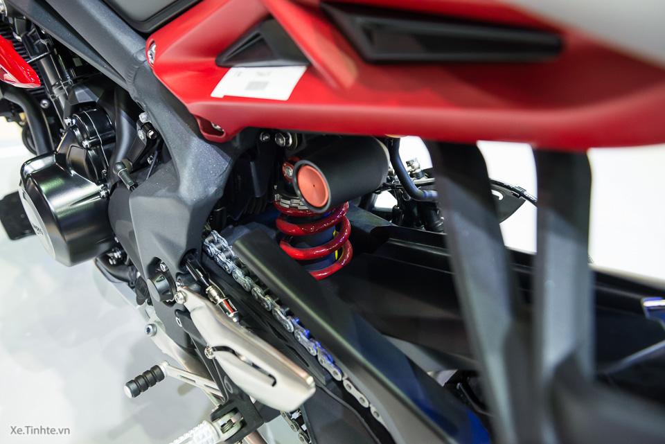 Can canh Triumph Street Triple RX phien ban dac biet tai Thai - 22