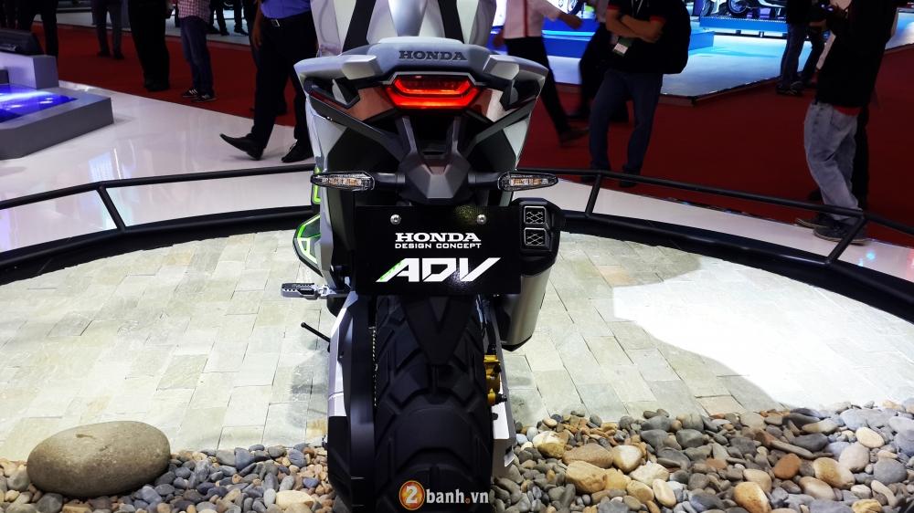 Chi tiet Honda City ADV Concept mau xe tay ga da dia hinh tai VMCS 2016 - 9