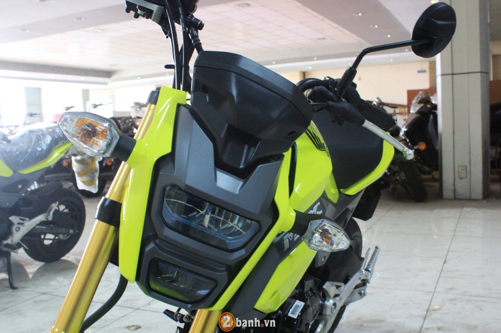 Chi tiet Honda MSX 125 2016 dau tien tai Viet Nam voi gia hon 80 trieu Dong - 3