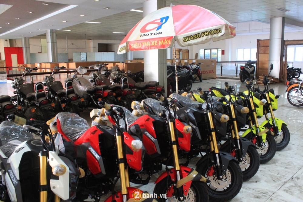 Chi tiet Honda MSX 125 2016 dau tien tai Viet Nam voi gia hon 80 trieu Dong - 32