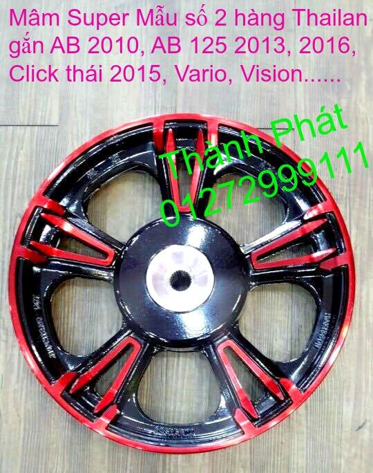 Phu tung Honda Click i 125 doi 2015 thailan Va Vario150 Gia tot - 29