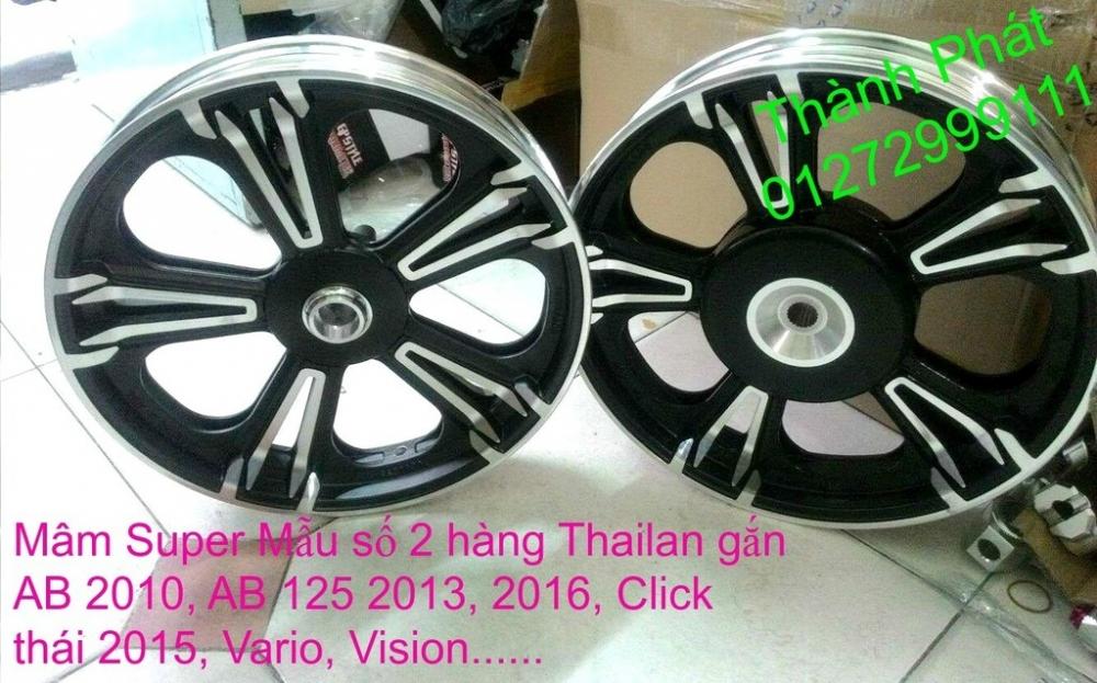 Phu tung Honda Click i 125 doi 2015 thailan Va Vario150 Gia tot - 32