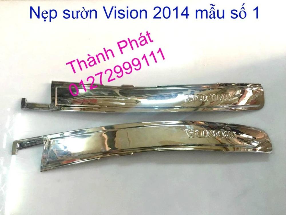 Chuyen Phu tung Honda Vision 2012 Vision Fi 2014 Gia tot Up 9 11 2014 - 15