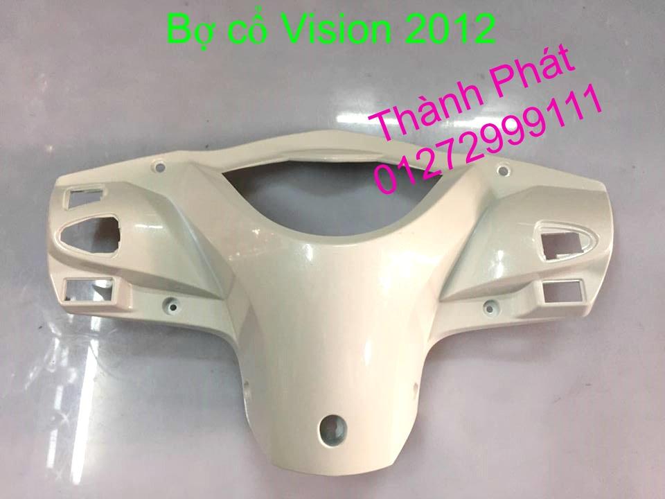 Chuyen Phu tung Honda Vision 2012 Vision Fi 2014 Gia tot Up 9 11 2014 - 13