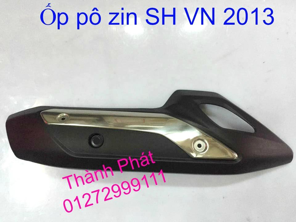 Chuyen Phu tung va do choi SH VN 2013 Gia tot Up 12 7 2015 - 17