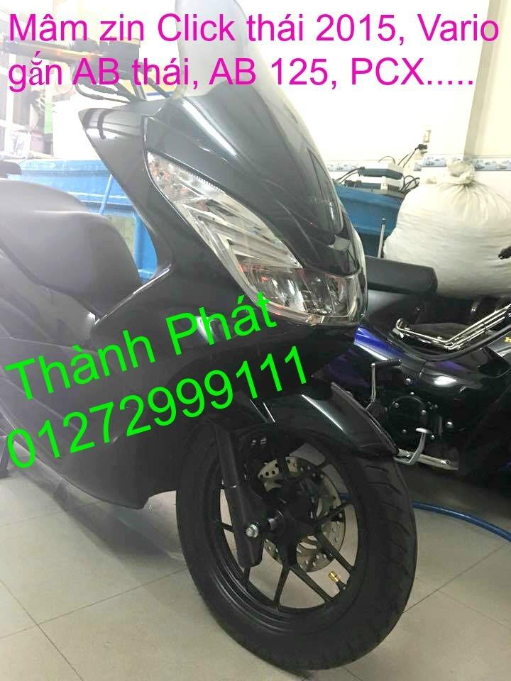 Chuyen Phu tung Zin Honda PCX Thailan va VN doi 2011 doi 2014 day du het do mu va do may Gia tot u - 20