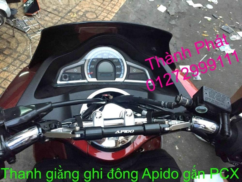 Chuyen Phu tung Zin Honda PCX Thailan va VN doi 2011 doi 2014 day du het do mu va do may Gia tot u - 27