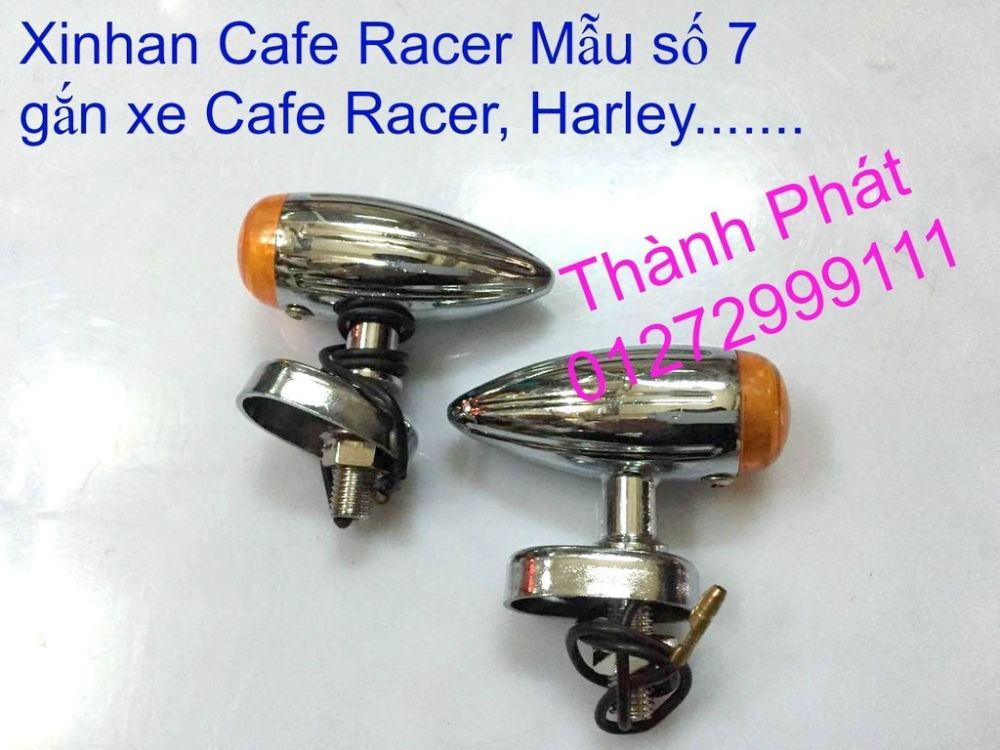 Chuyen phu tung zin va Sen Nhong Dia Honda CB250 CB125 RebeL LA 250 CD125 Yamaha Virago - 23