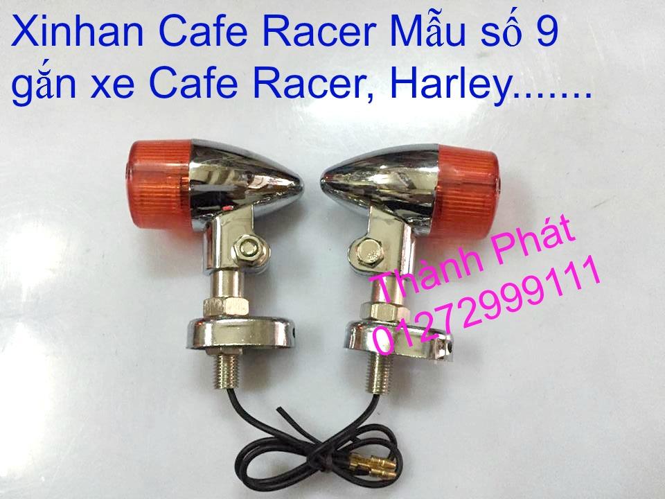 Chuyen phu tung zin va Sen Nhong Dia Honda CB250 CB125 RebeL LA 250 CD125 Yamaha Virago - 25
