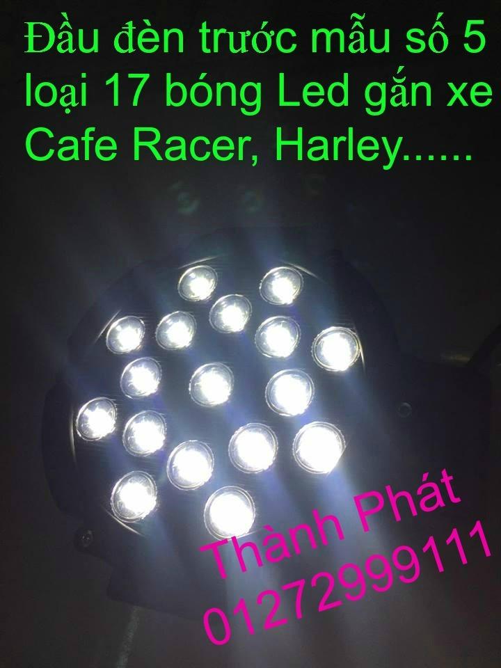 Chuyen phu tung zin va Sen Nhong Dia Honda CB250 CB125 RebeL LA 250 CD125 Yamaha Virago - 17