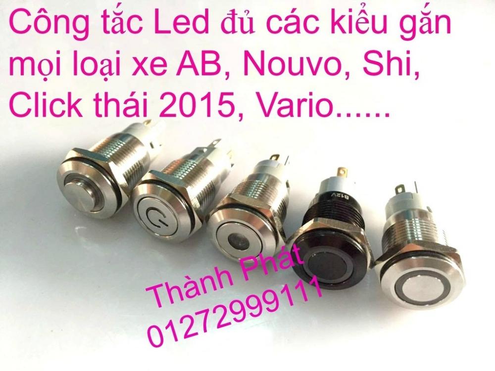 Chuyen Phu tung Zin Honda PCX Thailan va VN doi 2011 doi 2014 day du het do mu va do may Gia tot u - 31