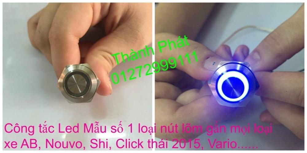 Chuyen Phu tung Zin Honda PCX Thailan va VN doi 2011 doi 2014 day du het do mu va do may Gia tot u - 33