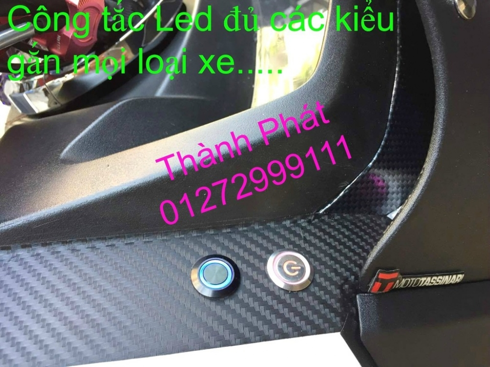 Chuyen Phu tung Zin Honda PCX Thailan va VN doi 2011 doi 2014 day du het do mu va do may Gia tot u - 39