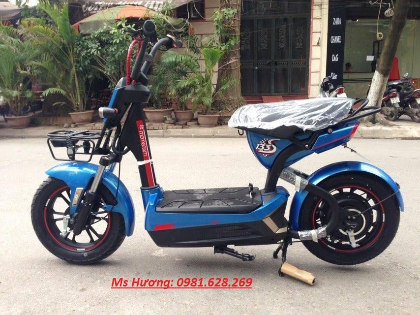 Cua hang xe may dien chuyen cung cap cac loai Nijia Giant m133 Vespa946 Milan II Chinh Hang - 3
