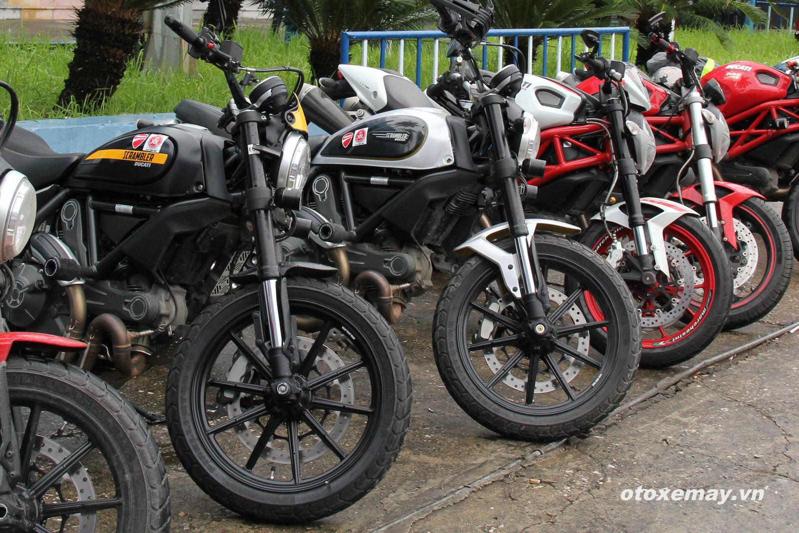 DOC Mien Bac chinh thuc nhap hoi Ducatisti the gioi - 3