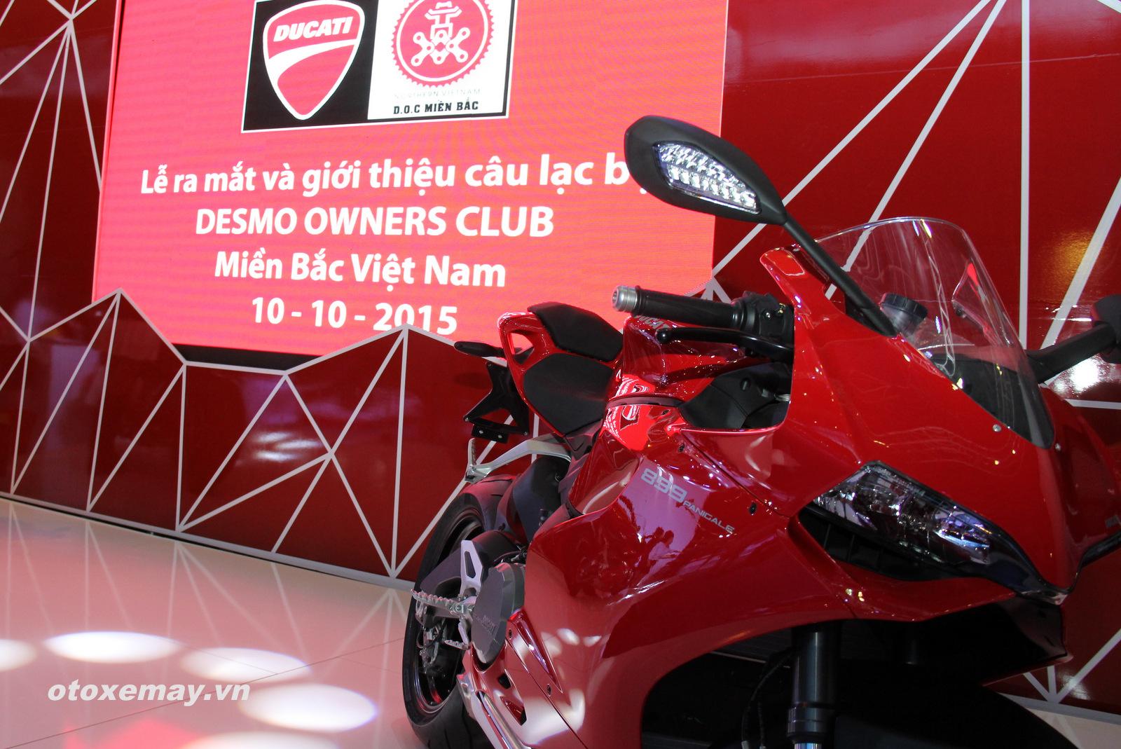 DOC Mien Bac chinh thuc nhap hoi Ducatisti the gioi - 17