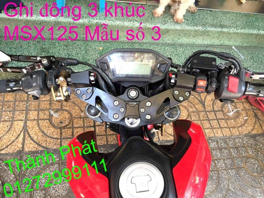 Ghi dong Gu ghi dong kieu cac loai Rizoma Accossato KY Accel DMV BikerGia tot Up 3 - 10