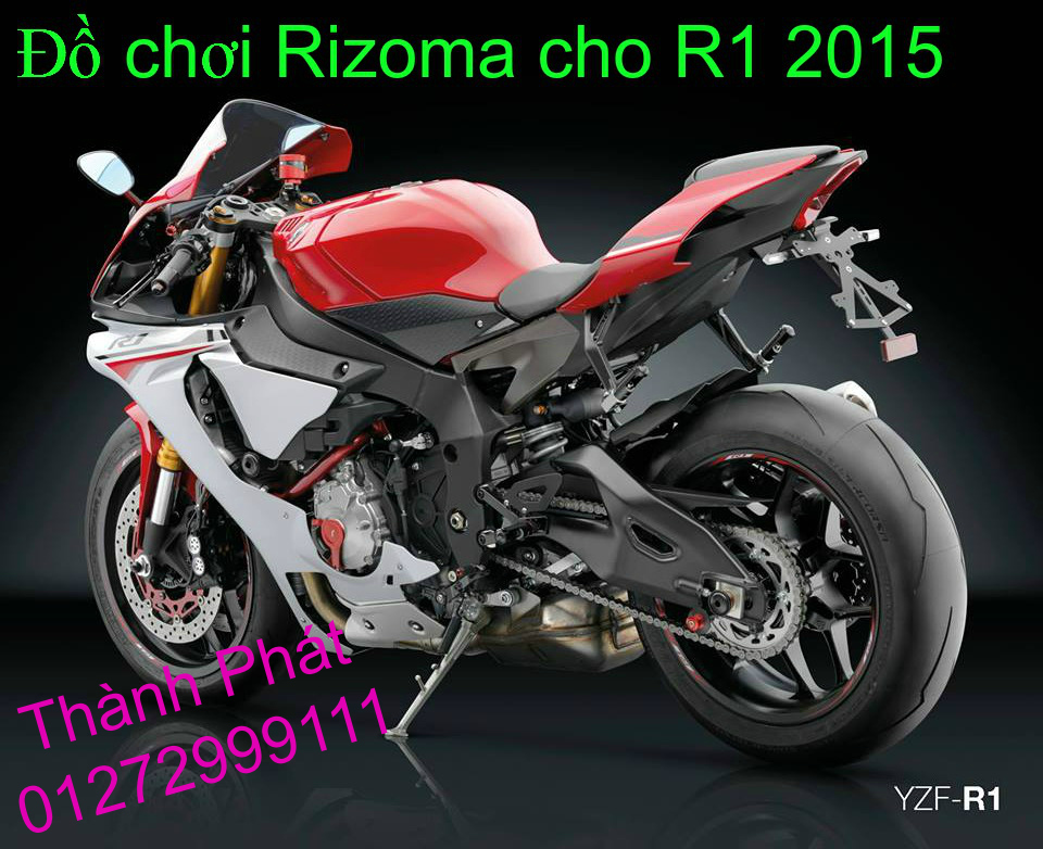 Do choi cho Yamaha R1 2015 - 3