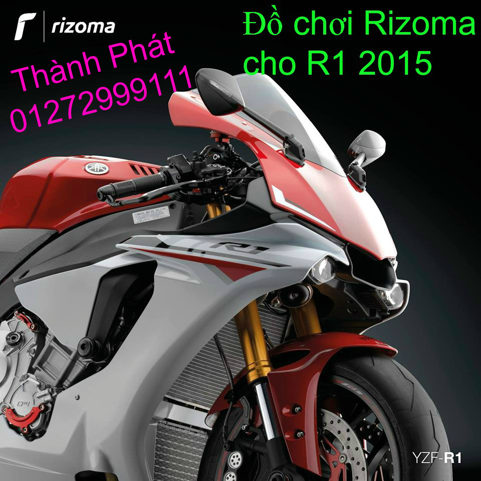 Do choi cho Yamaha R1 2015 - 5
