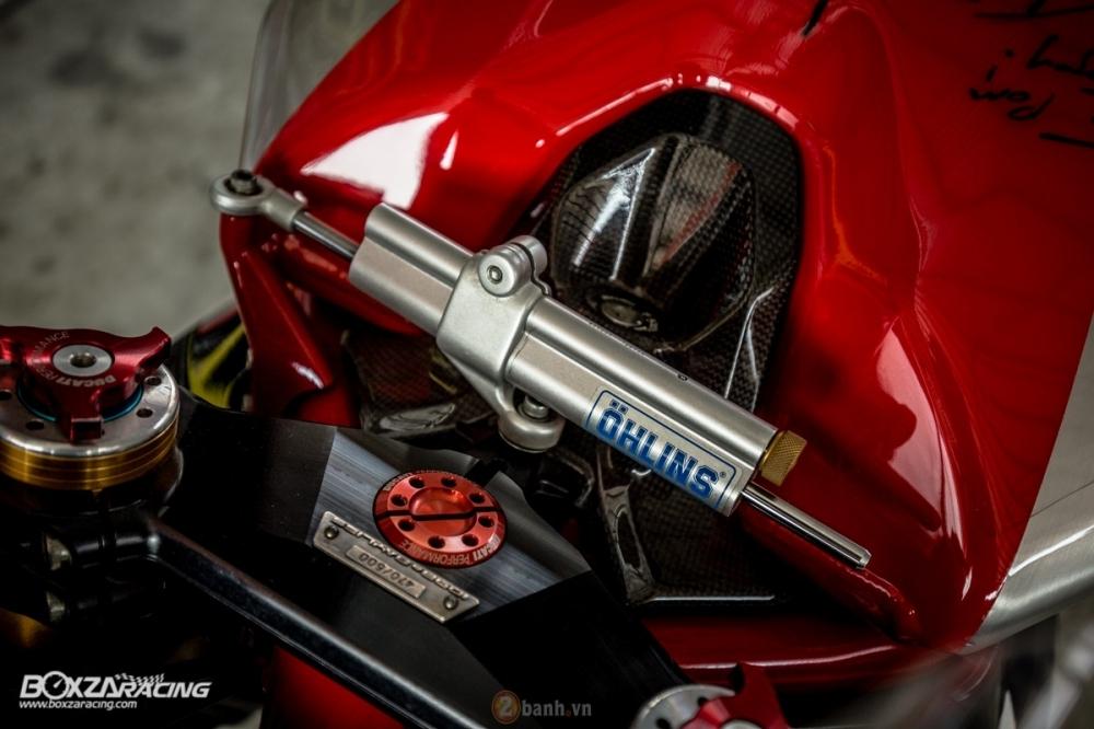 Ducati 1098R phien ban gioi han Troy Bayliss do sieu khung tu JC Superbike - 13